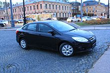 Ford Focus 3 (Седан)